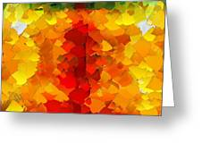 Capixart Abstract 114 Greeting Card