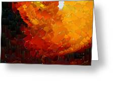 Capixart Abstract 73 Greeting Card