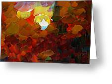 Capixart Abstract 78 Greeting Card