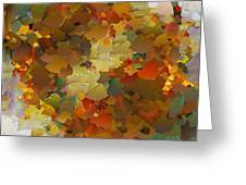 Capixart Abstract 84 Greeting Card