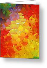 Capixart Abstract 87 Greeting Card
