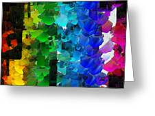 Capixart Abstract 93 Greeting Card