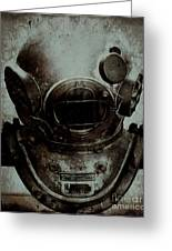 Captain Nemo Greeting Card by Sharon Coty