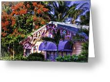 Captiva Antiques Greeting Card