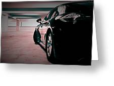 car Greeting Card