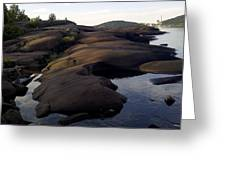 Carden Cove Greeting Card