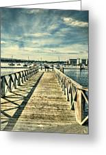 Cardiff Bay Wetlands 2 Greeting Card