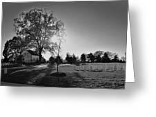 Caretakers Cottage Greeting Card