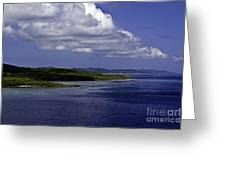 Caribbean Breeze Seven Greeting Card