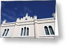 Caribbean Cruise - St Thomas - 121242 Greeting Card