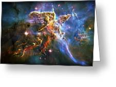 Carina Nebula 6 Greeting Card