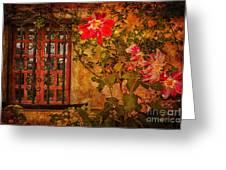Carmel Mission Wall Greeting Card