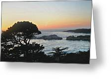 Carmel's Scenic Beauty Greeting Card