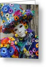 Carnevale Di Venezia 96 Greeting Card