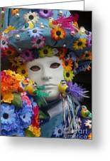 Carnevale Di Venezia 97 Greeting Card