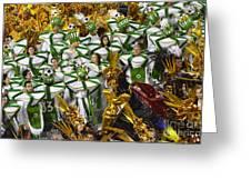 Carnival Rio De Janeiro 14 Greeting Card