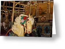 Balboa Park Carousel Greeting Card