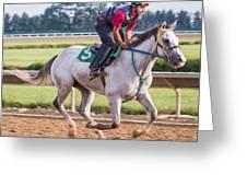 Carousel Horse 3 Greeting Card