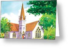 Carpinteria Valley Baptist Church Greeting Card