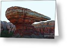 Cars Land Canyon Greeting Card