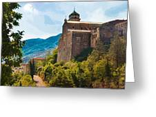 Casalvieri Greeting Card
