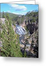 Cascade Canyon Greeting Card