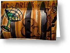 Casino Play Greeting Card