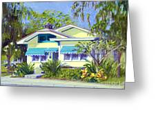Cason Cottage Greeting Card