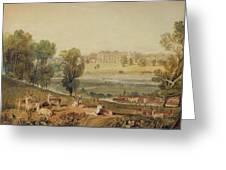 Cassiobury Park, Hertfordshire Greeting Card