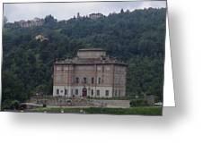 Castello Di Pamparato Greeting Card