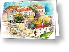 Castelo De Vide 06 Greeting Card
