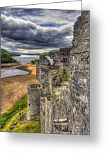 Kilchurn Castle Scotland Greeting Card