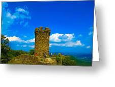 Castle Craig Greeting Card
