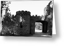 Castle II Greeting Card