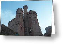 Castle In Inverness Greeting Card