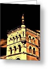 Louisville Kentucky Old Fort Nelson Building Greeting Card