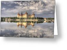 Castle In The Air Greeting Card