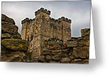 Castle Keep Greeting Card