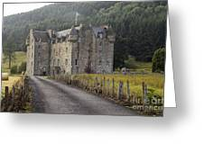Castle Menzies - D002545 Greeting Card