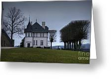 Castle Ploen Gatekeeper's House Greeting Card