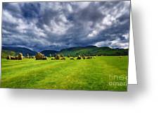 Castlerigg Stone Circle Greeting Card
