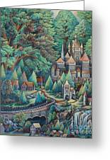 Castles Greeting Card
