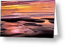 Catalina Sunset Greeting Card