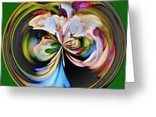 Catalpa Orb Greeting Card