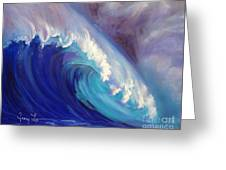 Catch Another Wave Greeting Card