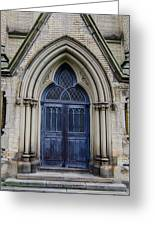 Cathedral Church Of St James 1105 Greeting Card
