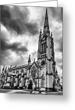 Cathedral Church Of St James 1106b Greeting Card