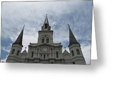 Cathedral I Greeting Card