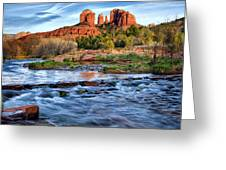 Cathedral Rock II Greeting Card