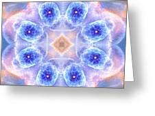 Cats Eye Nebula V Greeting Card